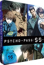 Psycho-Pass: Sinners of the System (3 Movies) Blu-ray Steelcase Limited Edition