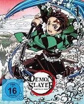 Demon Slayer - Staffel 1 Vol.1 Blu-ray