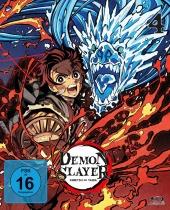 Demon Slayer - Staffel 1  Vol.4 Blu-ray