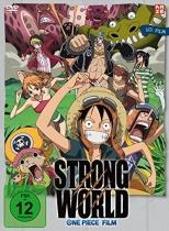 One Piece - Film Strong World (10. Film) DVD