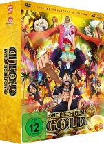 One Piece - Film GOLD (12. Film) Collector's Edition Box