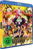 One Piece - Film GOLD (12. Film) Blu-ray