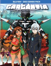 Gargantia Complete Collection Blu-ray/DVD Special Edition