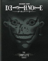 Death Note Complete Series Box