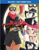 Naruto Movie - The Last Blu-ray/DVD