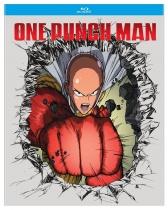 One Punch Man Blu-ray