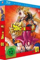 Dragon Ball Super - Vol. 1. Arc: Kampf der Götter - Blu-ray