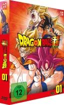 Dragon Ball Super - Vol. 1. Arc: Kampf der Götter -  DVD