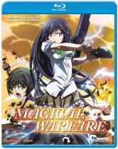 Magical Warfare Complete Collection Blu-ray