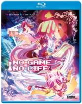 No Game, No Life Blu-ray