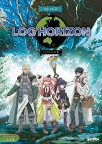 Log Horizon Season 2 Collection 1