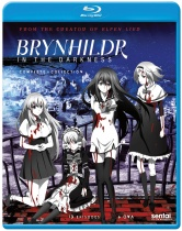 Brynhildr in the Darkness Complete Collection Blu-ray