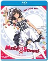 Maid Sama! Complete Collection Blu-ray