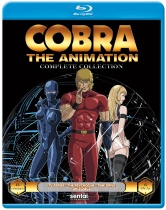 Cobra the Animation Complete Collection Blu-ray