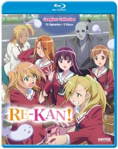 RE-KAN! Complete Collection Blu-ray