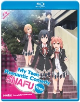 My Teen Romantic Comedy SNAFU TOO! Complete Collection Blu-ray