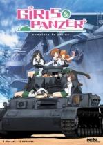 Girls und Panzer TV Complete Collection