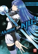 Akame ga KILL 9