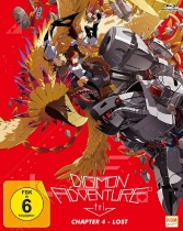 Digimon Adventure TRI. Chapter 4 LOST Blu-ray
