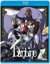 Aura Battler Dunbine Complete Collection Blu-ray