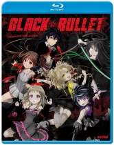 Black Bullet Complete Collection Blu-ray