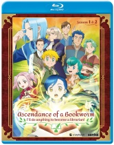 Ascendance of a Bookworm Collection Blu-ray