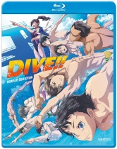Dive!! Complete Collection Blu-ray