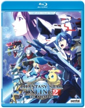 Phantasy Star Online 2 Complete Blu-ray