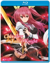 Chivalry of a Failed Knight Complete Collection Blu-ray