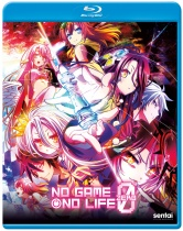 No Game No Life Zero Blu-ray