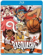Basquash! Complete Collection Blu-ray
