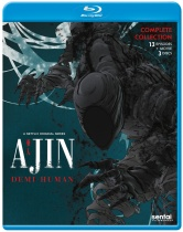 Ajin Complete Collection Blu-ray