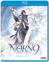 Norn9 Complete Collection Blu-ray