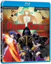 Asura Cryin' Complete Collection Blu-ray