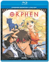 Orphen Complete Collection Blu-ray