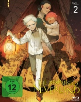 The Promised Neverland Blu-ray Vol. 2