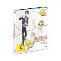 Cardcaptor Sakura: Clear Card - Vol. 3 Blu-ray