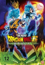Dragonball Super: Broly DVD