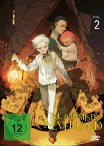 The Promised Neverland DVD Vol. 2