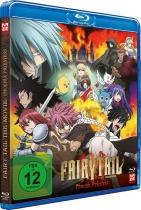 Fairy Tail - The Movie 1 - Phoenix Priestress Blu-ray