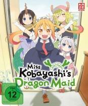 Miss Kobayashi's Dragon Maid  Vol.1 DVD LTD + Schuber