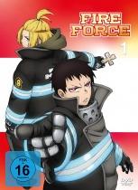 Fire Force Vol.1 DVD