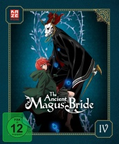 The Ancient Magus Bride Vol.4 DVD