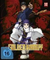 Golden Kamuy Vol.1 DVD LTD  + Schuber