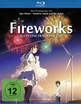 Fireworks - Alles eine Frage der Zeit Blu-ray