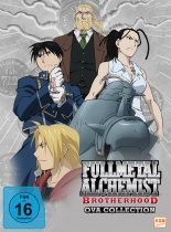 Fullmetal Alchemist Brotherhood OVA Collection