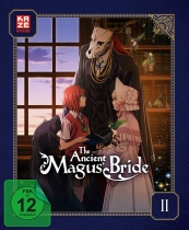 The Ancient Magus' Bride Vol. 2 DVD