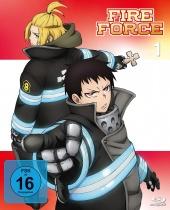 Fire Force Vol.1 BD