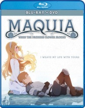 MAQUIA When The Promised Flower Blooms Blu-ray/DVD