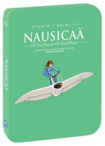 Nausicaä of the Valley of the Wind Steelbook Blu-ray/DVD